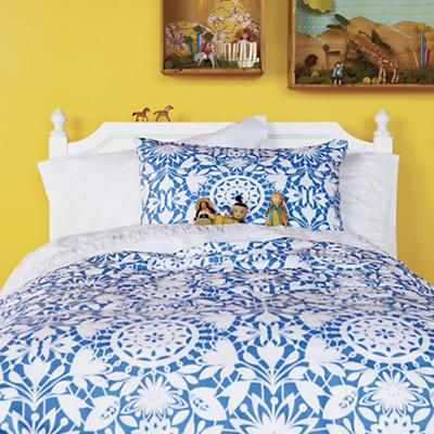 tangled blue bedding_sp12